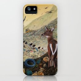 Land Unfulfilled iPhone Case