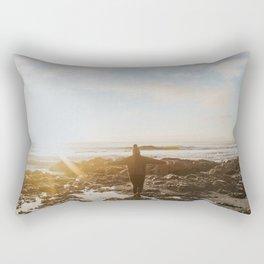 At The Break of Dawn Rectangular Pillow