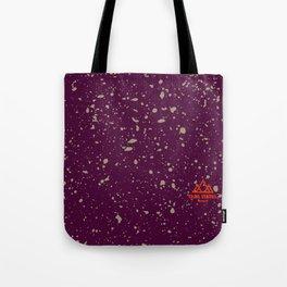 Trail Status / Orange Tote Bag