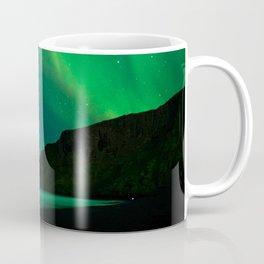 Night with the Northern Lights Coffee Mug
