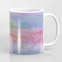 Frosted Abstract, 1 Coffee Mug