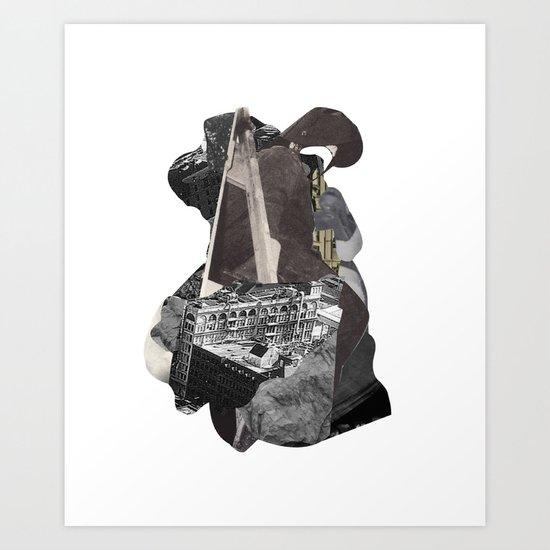 Feenstra by Zabu Stewart Art Print
