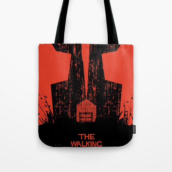 The Walking Dead. Tote Bag
