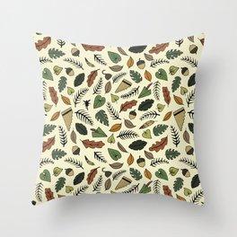 Neverland Pattern Throw Pillow
