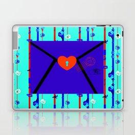 Mail Room / Mailman Laptop & iPad Skin