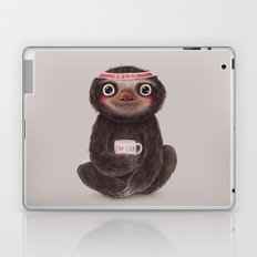Sloth I♥yoga Laptop & iPad Skin