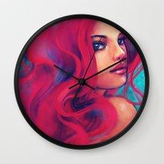 Daughter of Triton Wall Clock