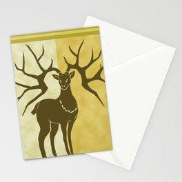 Fire Emblem - Golden Deer Fanmade House Banner Stationery Cards