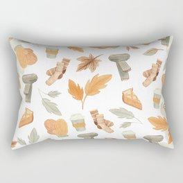 LIFE STARTS ALL OVER AGAIN Rectangular Pillow