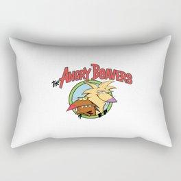 angry beavers Rectangular Pillow
