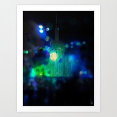 Urban Magic I Art Print