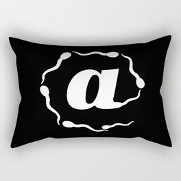 AT the beginning of the Internet Rectangular Pillow