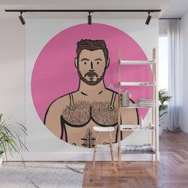 Bad Boy: Shawn Wall Mural