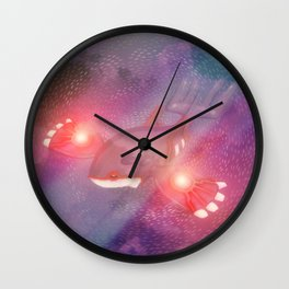 Kyogre Two. Wall Clock