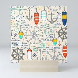 nautical Mini Art Print