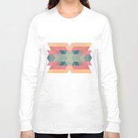 navajo Long Sleeve T-shirts featuring Navajo 4 by hallwood