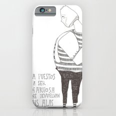 Hombre Mariposa iPhone 6s Slim Case