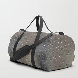 autumn window Duffle Bag