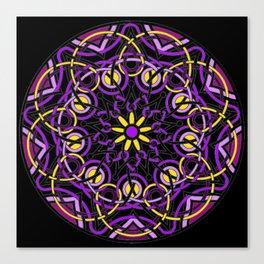 Mandhala Metamorphosis | Reiki | Meditation | Yoga Canvas Print