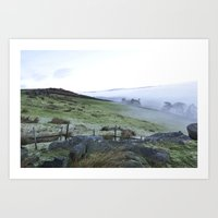 The Moors Art Print