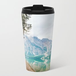 The Place To Be II Metal Travel Mug