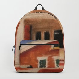 """""""The Post Theater"""" Backpack"""