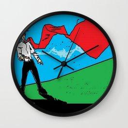 kite. Wall Clock