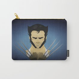 Hugh Jackman (wolvie) Carry-All Pouch