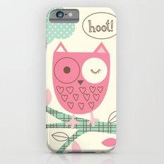 Hooty Owl Slim Case iPhone 6s