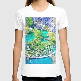 Waterfall Oasis T-shirt