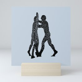 Molecule Man Mini Art Print