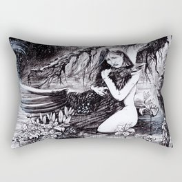 Dream's End Rectangular Pillow