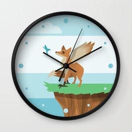 Enfield Wall Clock