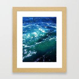 Foam Framed Art Print