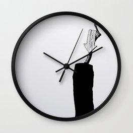 home sweet home 02 Wall Clock