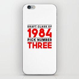 Class of 1984, Pick 3 iPhone Skin