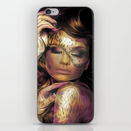 SENSUALLY DISQUISE iPhone Skin