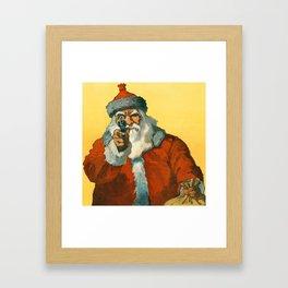 Banger TT Framed Art Print