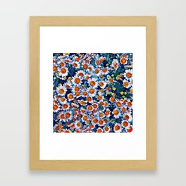 chrydsanthemum Framed Art Print