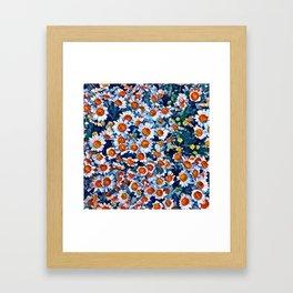 chrydsanthemum Framed Art Print