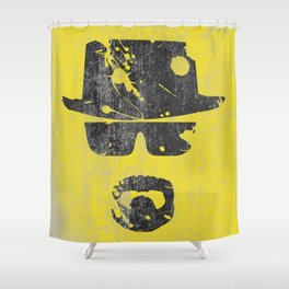 I'm the one who knocks Shower Curtain