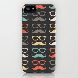 Mustache Life  iPhone Case