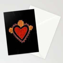 Black love Stationery Cards
