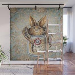 Bat Cookies Wall Mural