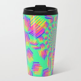 Spring breakers - geometric color Travel Mug