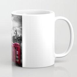 The Phonebox Graveyard Coffee Mug