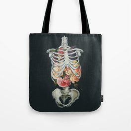 Bloom in Decay Tote Bag