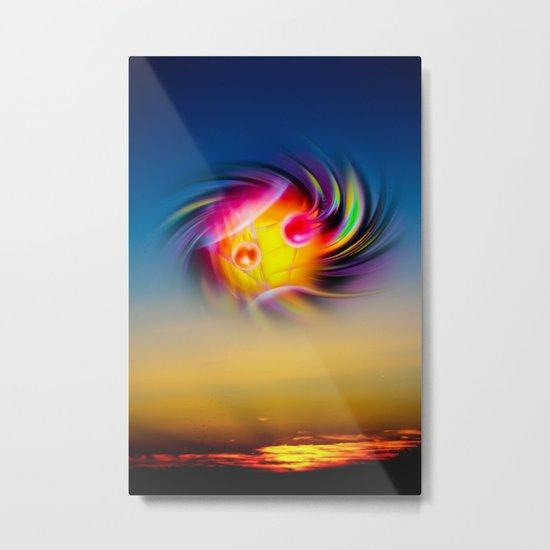 Sunrise 7 Metal Print