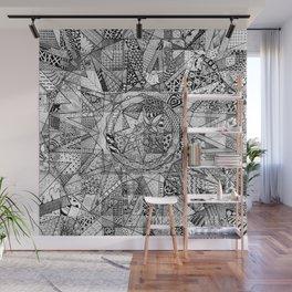 Mandala 3 Wall Mural