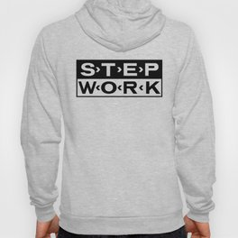 STEP WORK Hoody